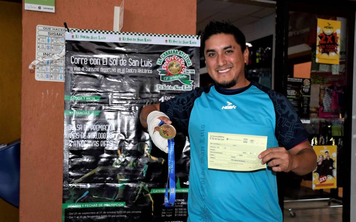 Atletas aprovechan oferta del Buen Fin - El Sol de San Luis