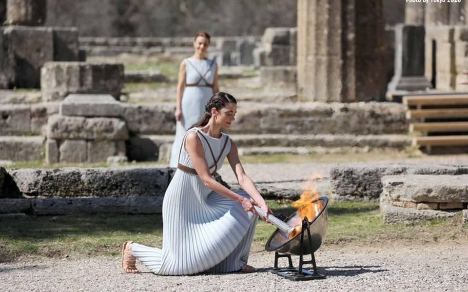 Grecia enciende llama olímpica sin espectadores por coronavirus - El Sol de  México | Noticias, Deportes, Gossip, Columnas