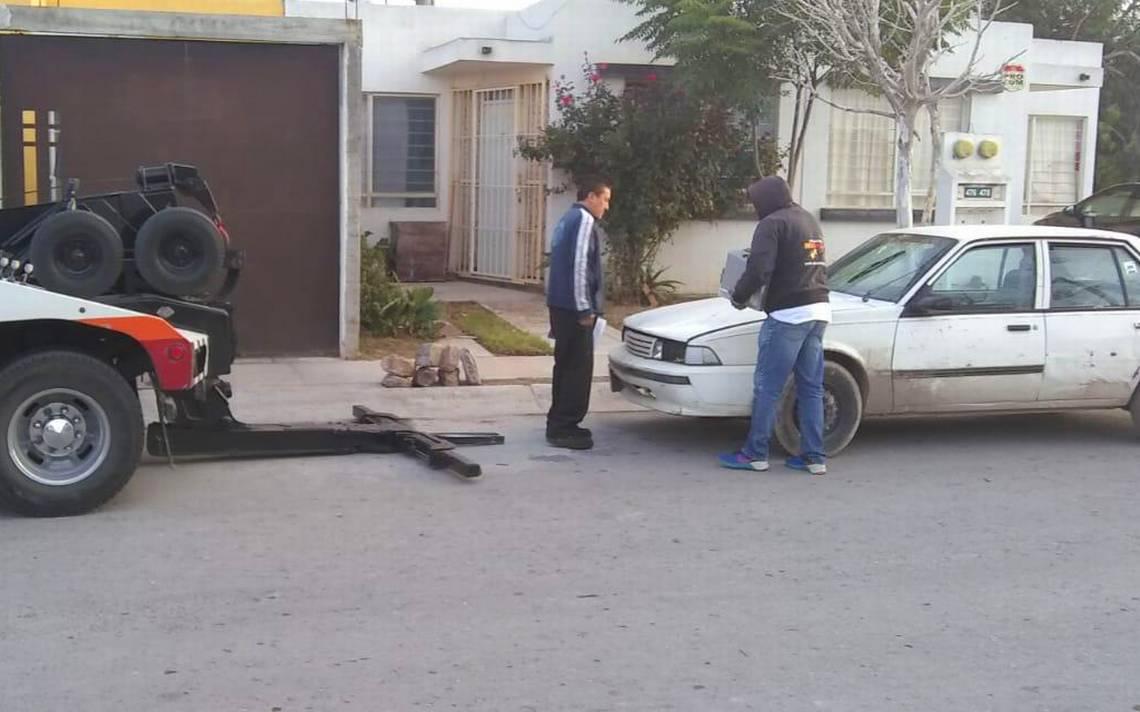 Ciudadano investiga y recupera su auto robado - El Sol de San Luis