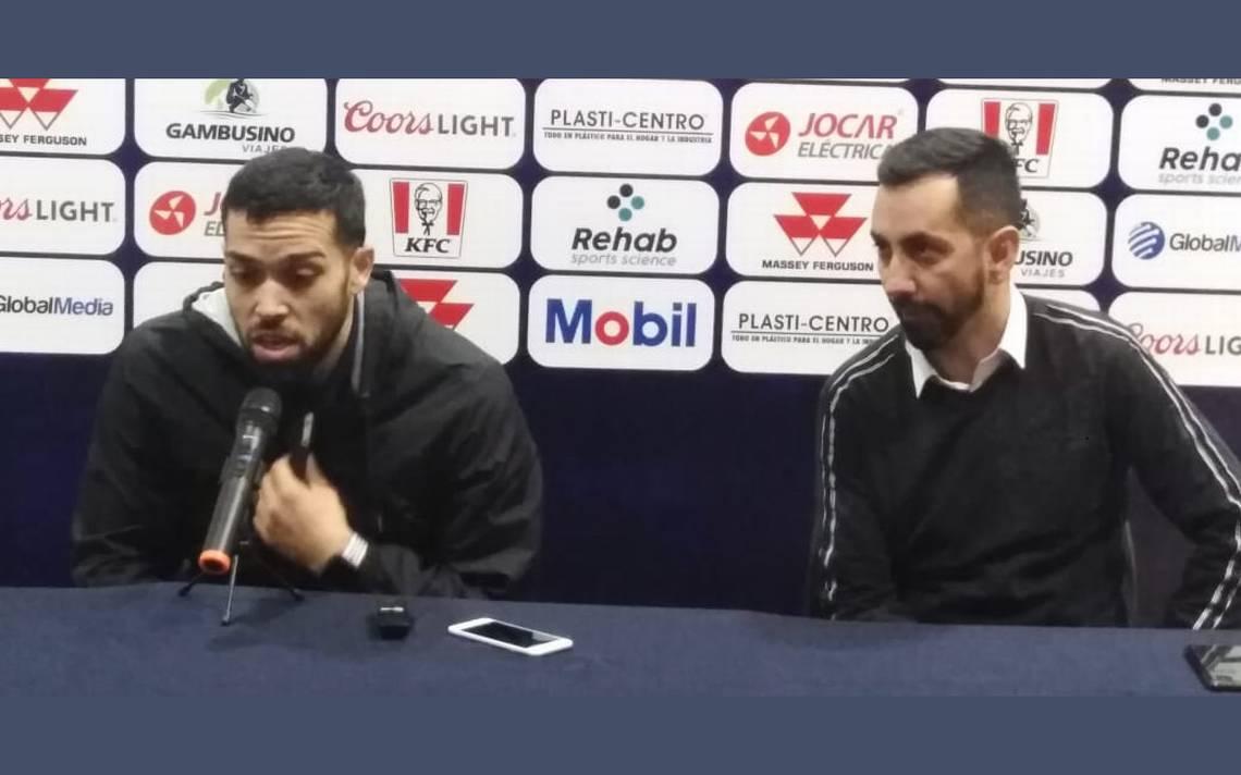 Raymond Cintrón se despide de CB Santos - El Sol de San Luis
