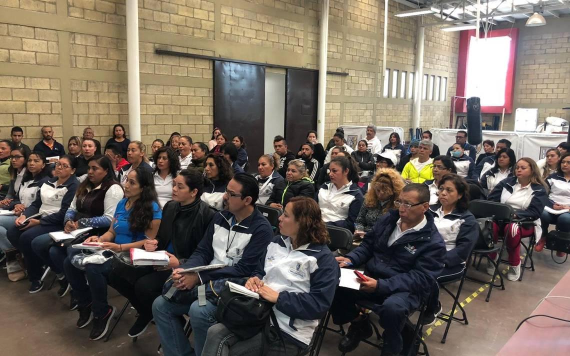 Se certifican instructores municipales - El Sol de San Luis
