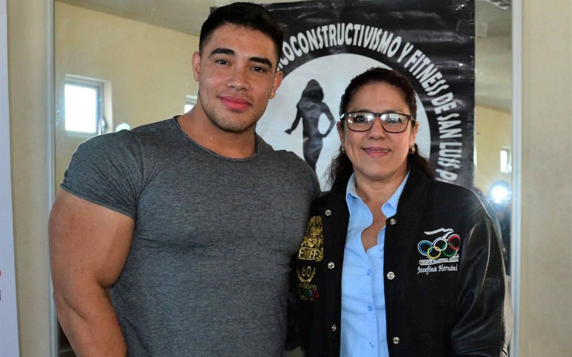 Impartirá Taller, campeón mundial juvenil de fisicoculturismo - El Sol de San Luis