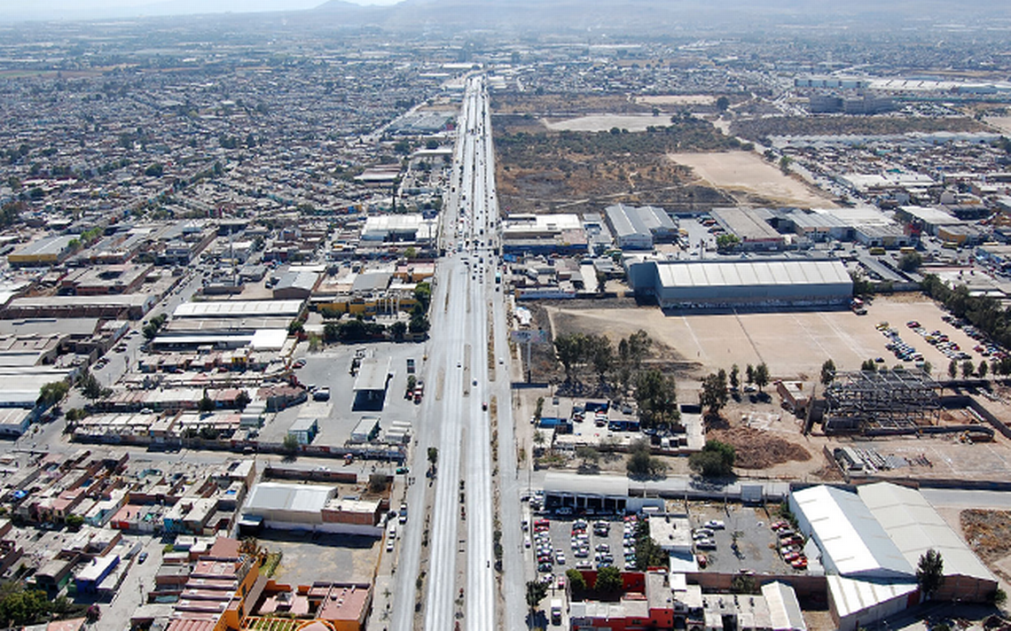 Crece la zona industrial de San Luis Potosí